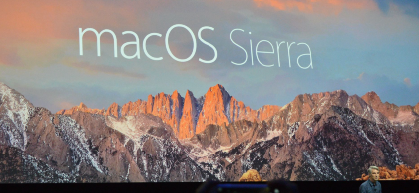 macOS Sierra and the status of the Apps I use