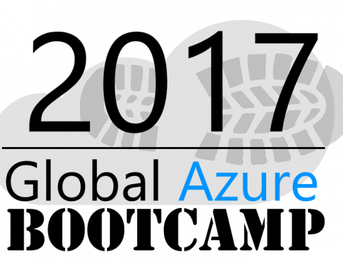 Speaking at the Global Azure Bootcamp in Jacksonville