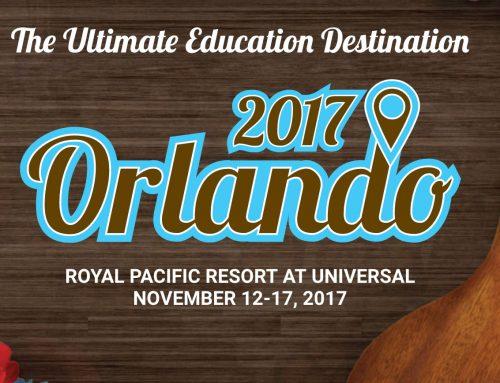 Speaking at Live! 360 in Orlando November 12-17, 2017