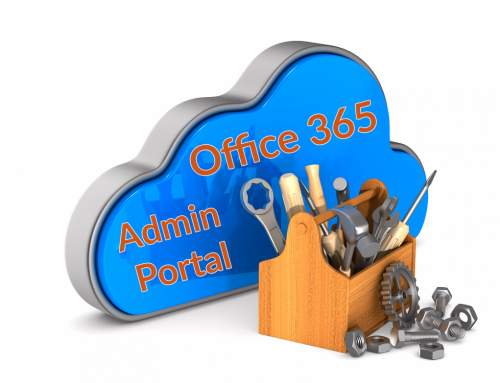 "Announcing:  ""Office 365 Admin Portal"""